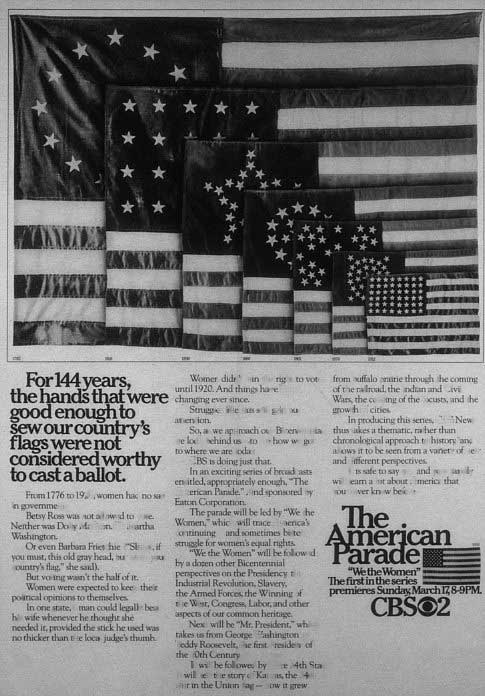 The American Parade.